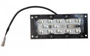 Светодиодный Модуль 9012, 12 LED, 25Вт